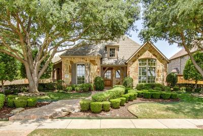 Carrollton Single Family Home Active Option Contract: 4257 Hunt Drive