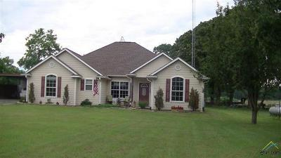 Wills Point Single Family Home Active Option Contract: 281 Vz County Road 3418