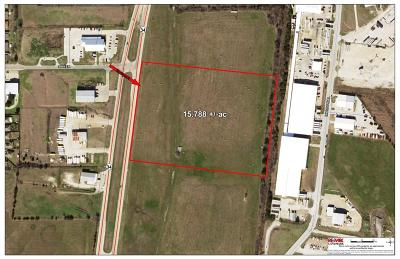 Terrell, Poetry Commercial Lots & Land For Sale: Hwy 34 Highway