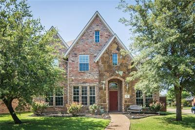 Frisco Single Family Home For Sale: 3 Split Rock Court