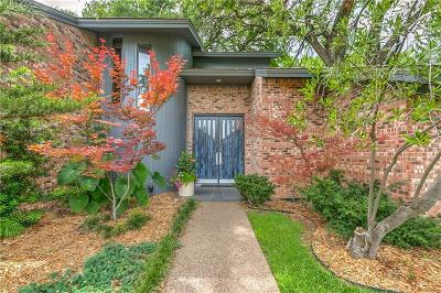 Fort Worth Single Family Home For Sale: 6816 River Bend Road