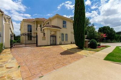 Plano Single Family Home For Sale: 5528 Gleneagles Drive