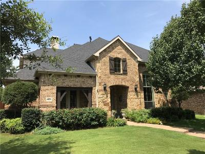 Lewisville Single Family Home For Sale: 842 Stony Passage Lane