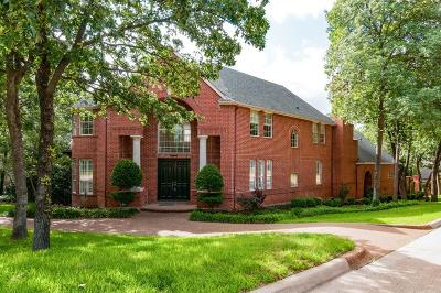 Colleyville Single Family Home For Sale: 309 W Charlottesville Avenue