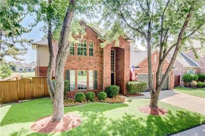 Frisco Single Family Home For Sale: 5909 Louisville Drive