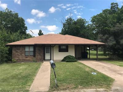 Celina Single Family Home Active Option Contract: 406 E Pecan Street