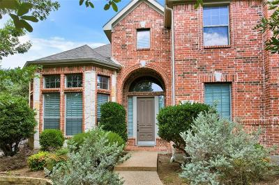 Grand Prairie Single Family Home For Sale: 2432 Lakewood Drive