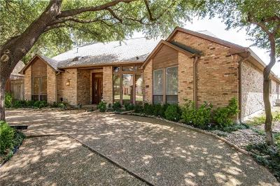 Dallas Single Family Home For Sale: 5604 Plumtree Drive