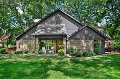 New Hope Single Family Home For Sale: 320 Oak Creek Drive