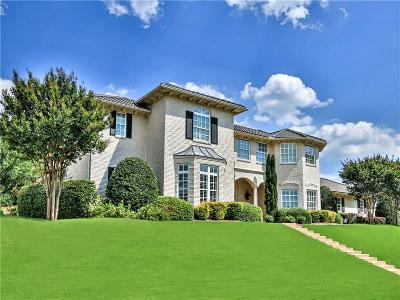 Tarrant County Single Family Home For Sale: 6816 Shadow Creek Court
