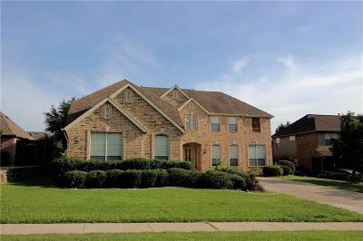 Carrollton Single Family Home For Sale: 2604 Green Oak Drive