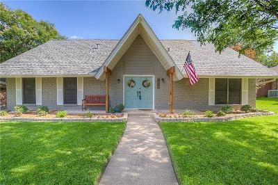 Single Family Home For Sale: 1724 Westridge Drive