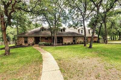 Colleyville Single Family Home For Sale: 5505 Reagan Road