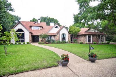 Lucas Single Family Home For Sale: 18 San Juan Circle