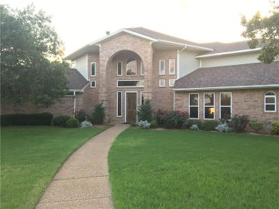 Roanoke Single Family Home For Sale: 13501 Henrietta Creek Road