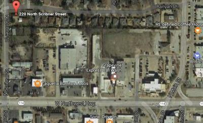 Grapevine Residential Lots & Land For Sale: 220 N Scribner Street
