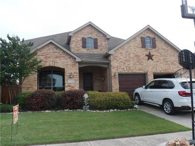 Single Family Home For Sale: 6212 Meadowcrest Lane