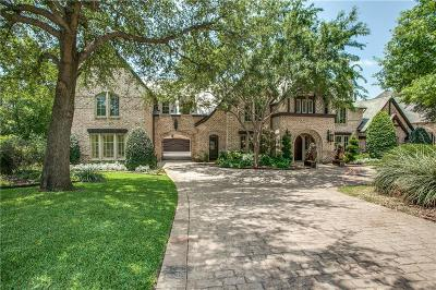 Frisco Single Family Home For Sale: 5009 Spanish Oaks
