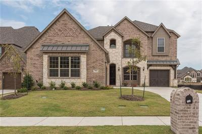 Rockwall Single Family Home For Sale: 910 Colby Bluff Drive