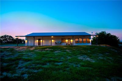 Weatherford Single Family Home For Sale: 4604 N Fm 51