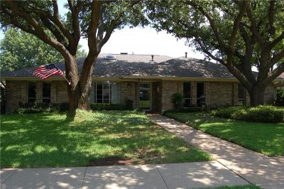 Plano Single Family Home For Sale: 2505 Delmar Drive