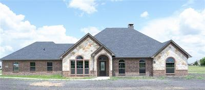 Terrell Single Family Home For Sale: 1155 Whirlaway Drive
