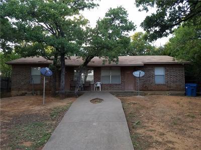 Keene Multi Family Home For Sale: 304 E Oakdale Street