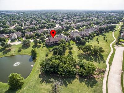 Flower Mound Single Family Home For Sale: 2813 Carterton Way