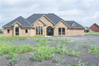 Terrell Single Family Home For Sale: 1177 Whirlaway Drive