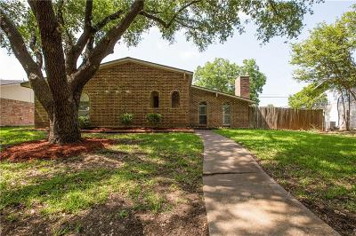 Plano Single Family Home For Sale: 1511 Windy Meadow Drive