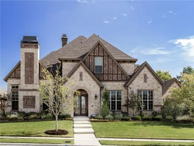 Southlake Single Family Home For Sale: 1013 Cool River Drive