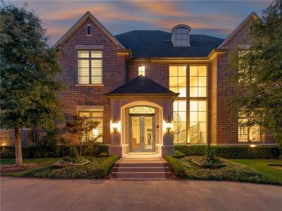 Dallas County Single Family Home For Sale: 4833 Walnut Hill Lane
