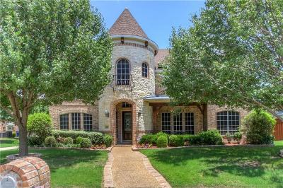 Allen Single Family Home Active Option Contract: 2002 Tiffany Court