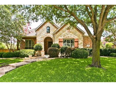 McKinney Single Family Home Active Contingent: 8108 Oakcrest Drive