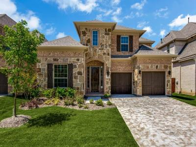 Coppell Single Family Home For Sale: 655 Westhaven