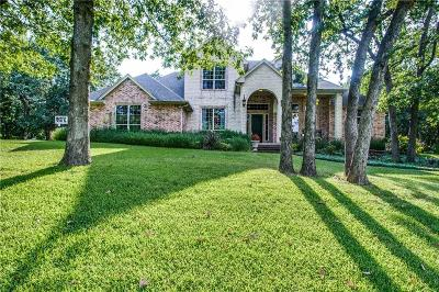 Mansfield Single Family Home For Sale: 7109 Cabot Estates Drive