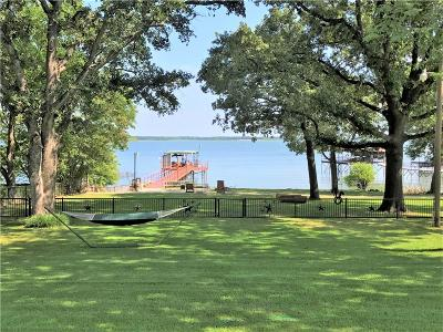 Wills Point Single Family Home For Sale: 9908 Shoreline Drive