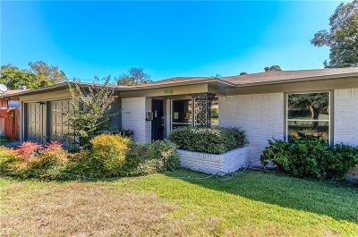 Dallas Single Family Home For Sale: 9938 Coldwater Circle