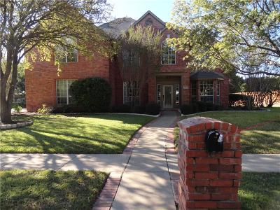 Colleyville Single Family Home For Sale: 5604 Hidden Oaks Drive