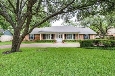 Single Family Home For Sale: 4824 Willow Lane
