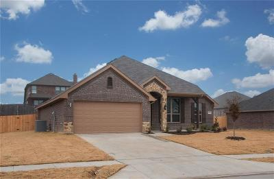 Crandall Single Family Home For Sale: 130 Hillcrest Way