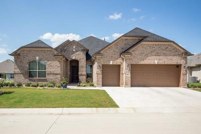 Denton Single Family Home For Sale: 9816 Ironwood Drive