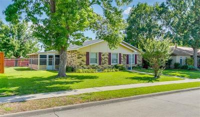 The Colony Single Family Home Active Option Contract: 4848 Alta Oaks Lane