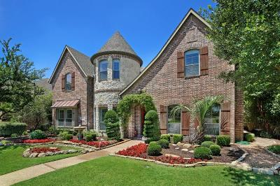 Frisco Single Family Home Active Contingent: 4441 Lindenwood Drive