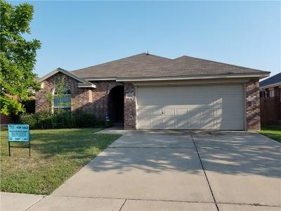 Fort Worth Single Family Home For Sale: 8958 Rushing River Drive