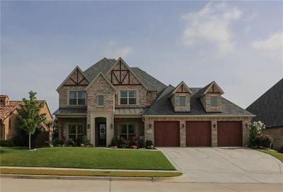 Colleyville Single Family Home Active Contingent: 804 Regina Court