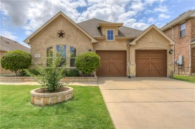 The Colony Single Family Home Active Contingent: 5834 Pinebrook Drive