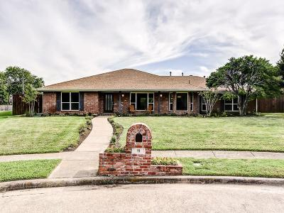 Richardson Single Family Home Active Contingent: 11 Willow Creek Place
