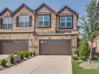 Allen Townhouse Active Option Contract: 884 Merino Drive