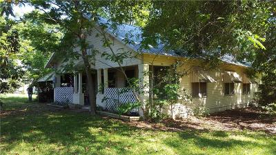 Single Family Home For Sale: County Road 2416